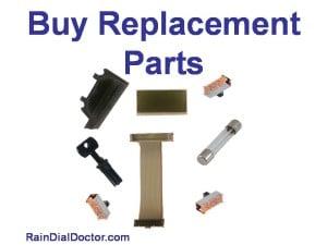 Irritrol Rain Dial Parts Replacement
