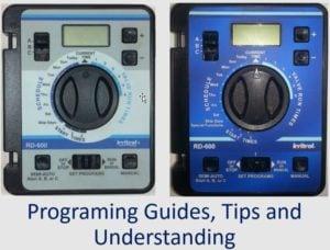 RD600 RD1200 RD900 programming manual